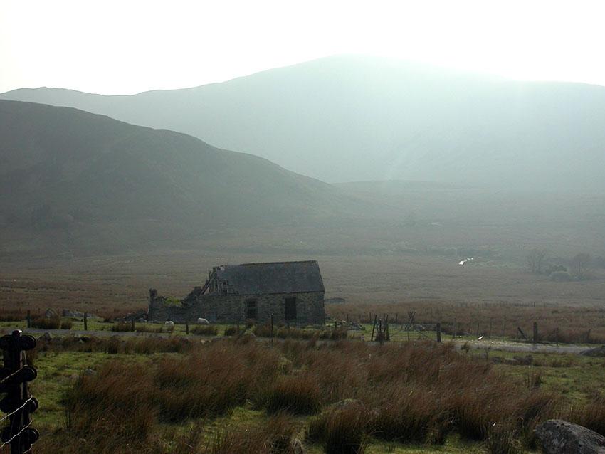 Hebron Calvinistic Methodist Chapel, Gwaen Cwm Brwynog, NPRN 6888, CD2003-255-304, Arch 6308613